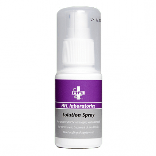 svampespray, solution spray